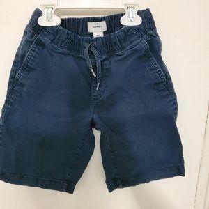 Boys size 8 Navy blue shorts by Old Navy